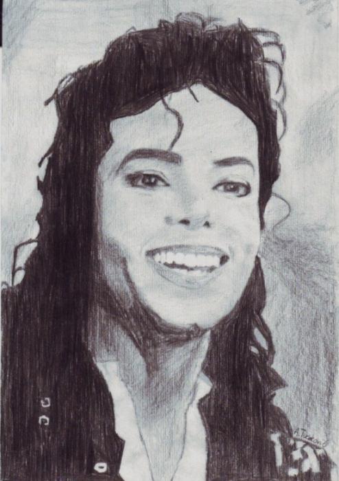 Michael Jackson par Thirteen